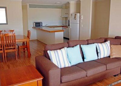 Standard Apartment Living Area 1